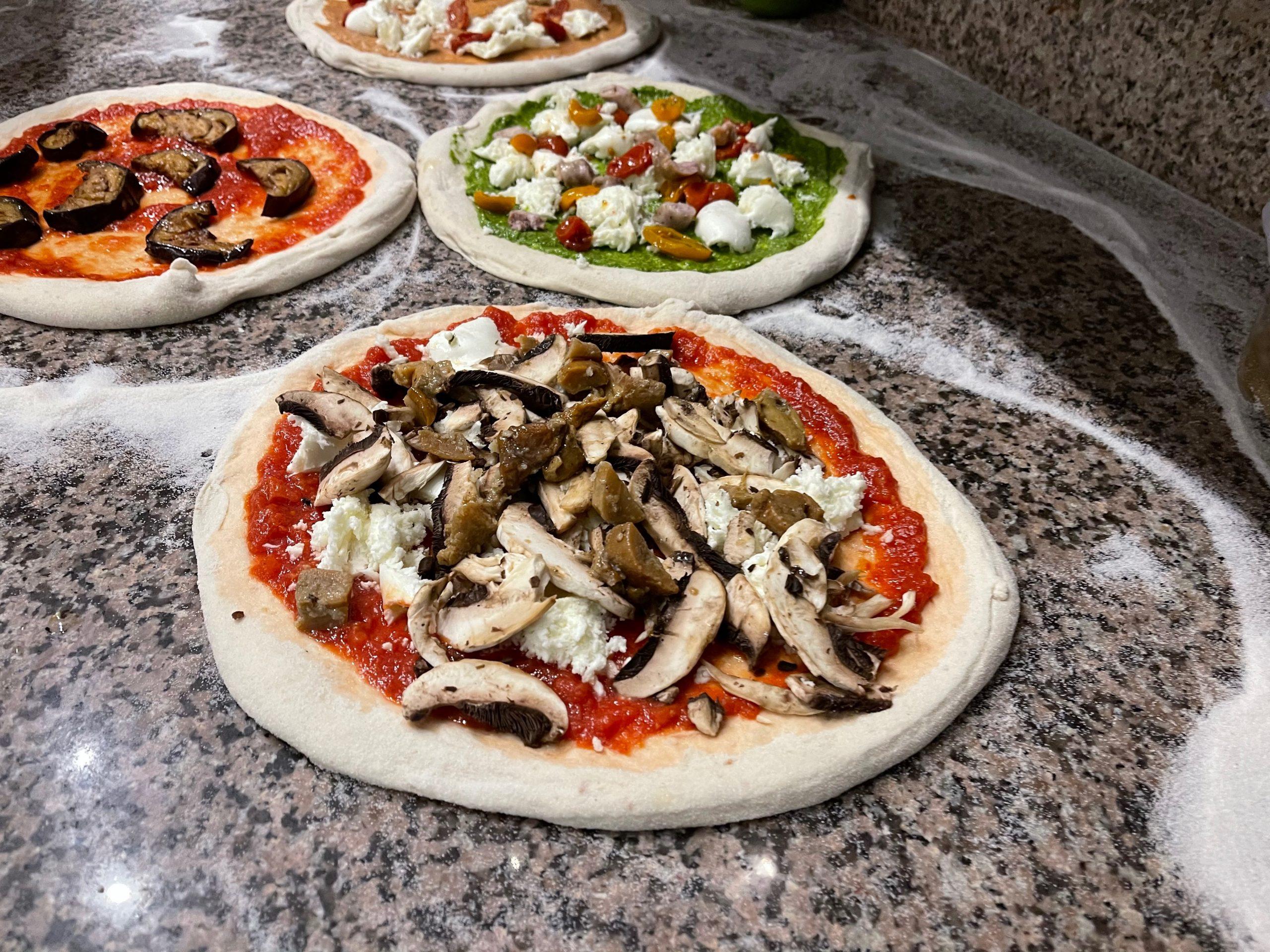 Le Pizze Panera Panetteria